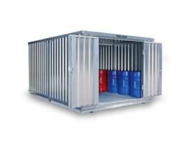 102546 Container Voor Gevaarlijke Stoffen,  v. aquatox. stoffen