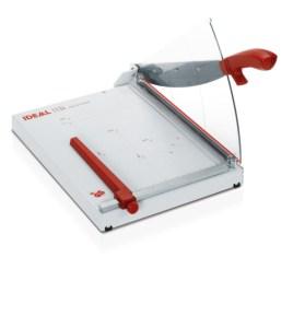 529896 Papiersnijder Met Handhefboom,  snij L 350mm