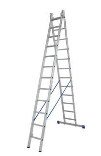 184336 Multifunctionele Ladder,  2x12 sporten