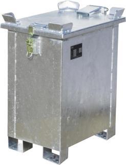 221920 Lithium-Ion Opslagcontainer,  vuurverzinkt