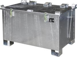 221922 Lithium-Ion Opslagcontainer,  vuurverzinkt