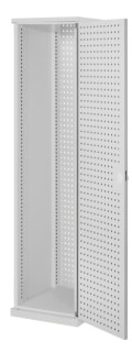 222962 kast met perforaties,  HxBxD 1950x600x600mm