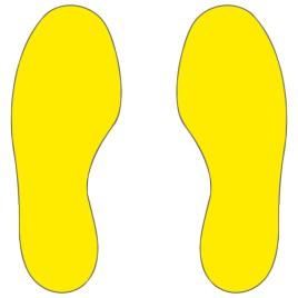 143188 plakstroken,  voet