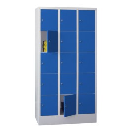 100919 lockerkast,  HxBxD 1850x930x500mm