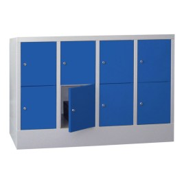 100894 lockerkast,  HxBxD 855x1230x500mm