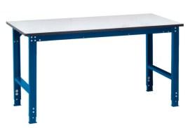 100835 ESD-montagetafel,  HxBxD 770-870x2000x800mm