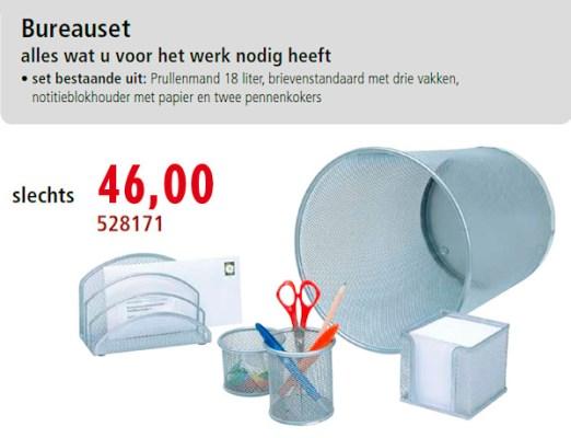 Bureauset 528171