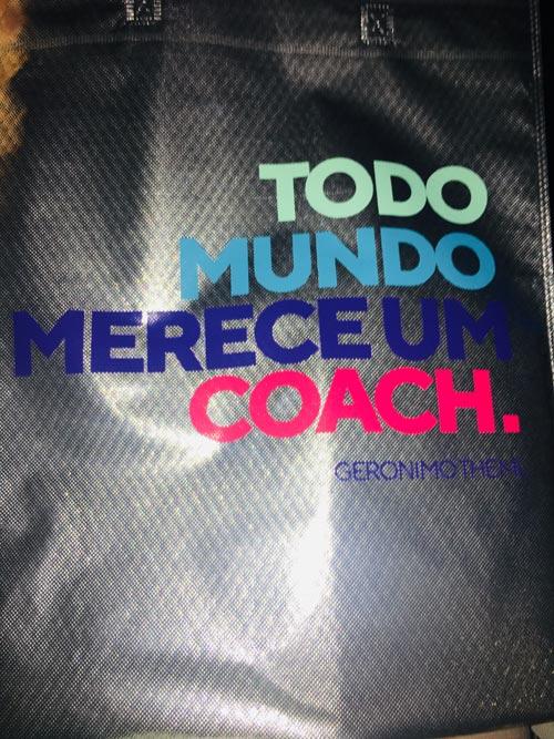 Profissão Coach ao Vivo com Gerônimo Theml