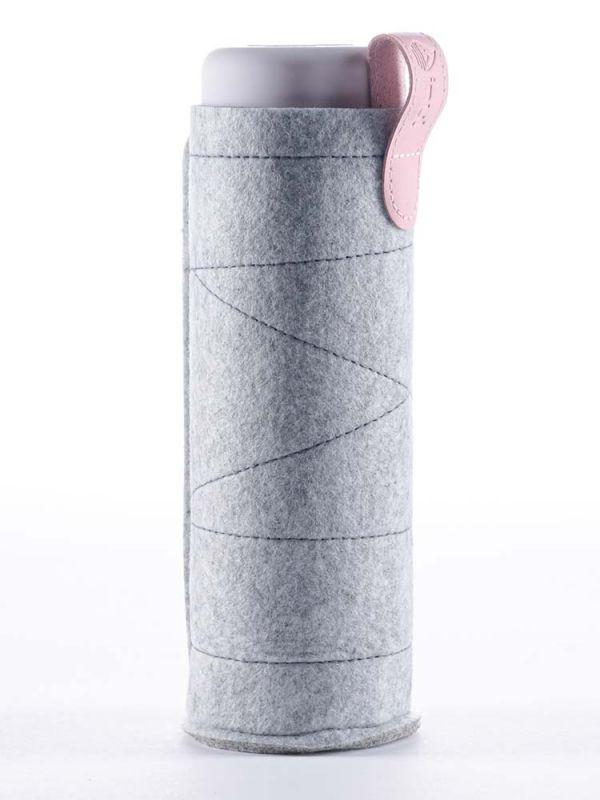 inu sleeve light grey