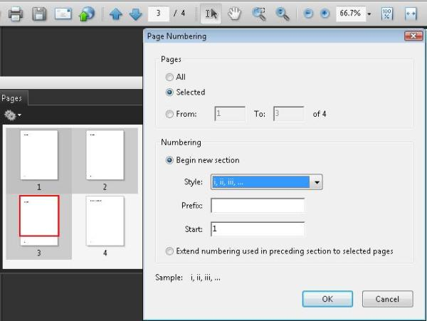 PDF17: Specifying consistent page numbering for PDF ...
