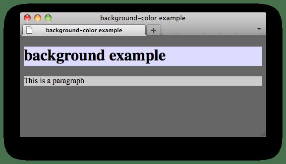 CSS/Properties/background-color - Web Education Community ...