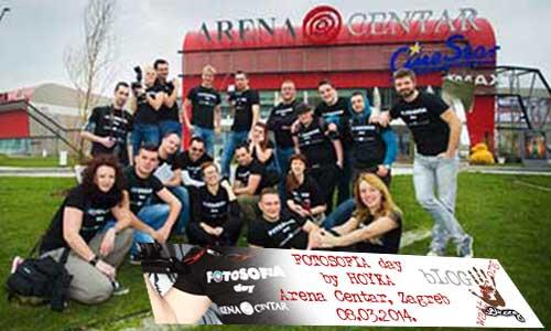 fotosofia day arena centar zagreb
