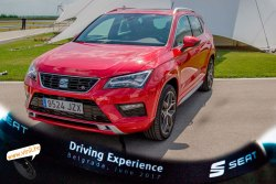 seat driving experience seat ateca fr front 2.0 tdi dsg 7 190ks