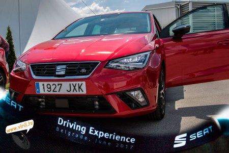 seat driving experience seat ibiza fr 150 ks 1.5 TSI