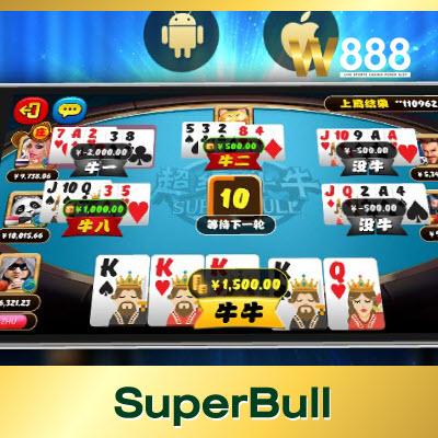 w888 SuperBull