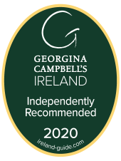 Georgina Campbell's Ireland Independently Recommended 2020, Osta Restaurant at W8 Centre, accommodation, culture and innovation - Manorhamilton, Ireland.