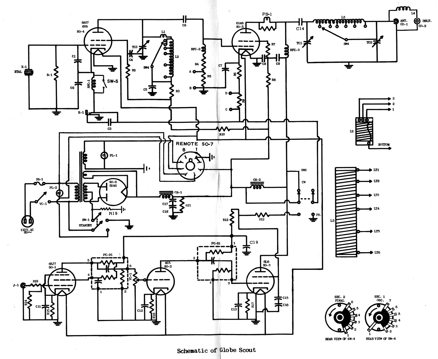 Pontoon Boat Radio Schematic