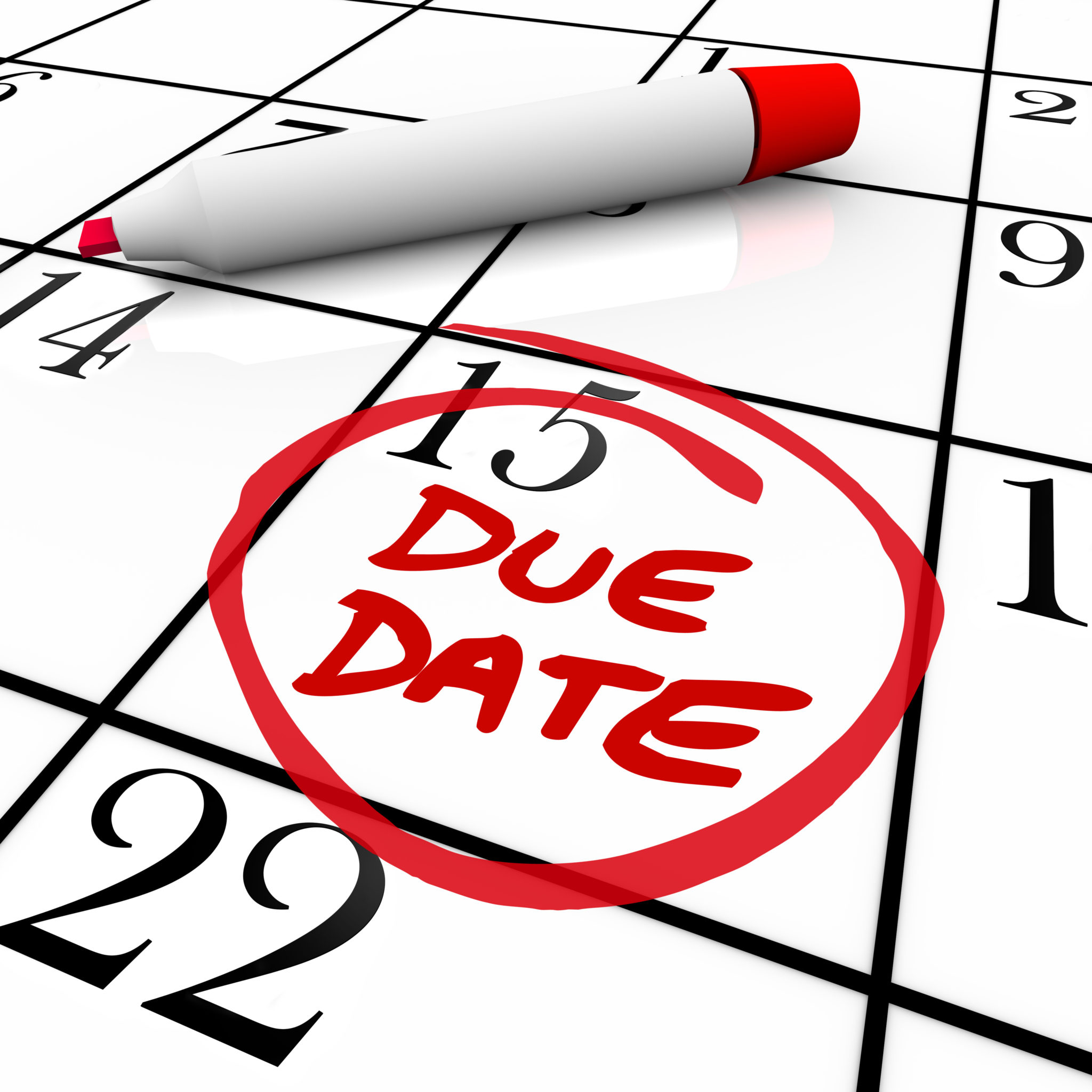 Avoid the penalty, 1099-MISC due dates for 2017