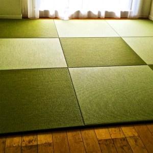 床暖房のフローリングに最適な畳の種類は?
