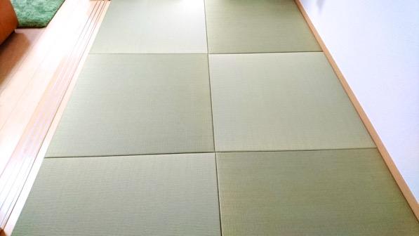 熊本産の畳