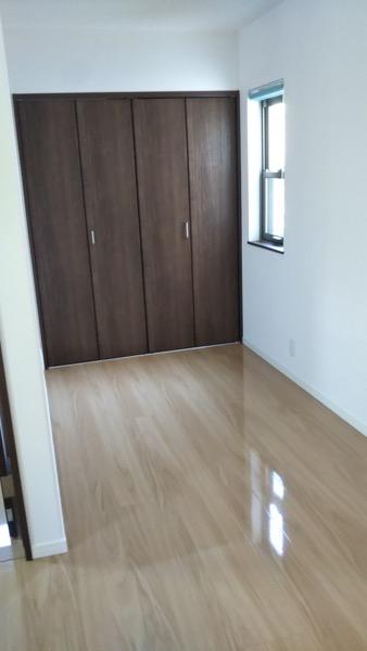 畳を敷くスペース