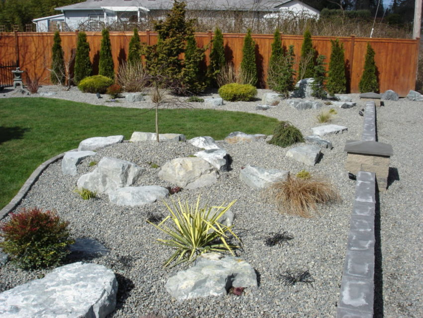 We Supply Crushed Rock for Beautiful Rockscapes ... on Rock Backyard  id=24228