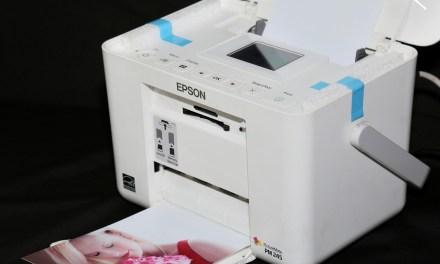 Les imprimantes photo deviennent de plus en plus portables
