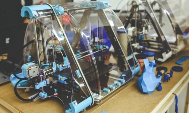 Des structures spatiales conçues avec une imprimante 3D