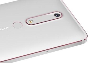 Sortie du Nokia 6 ième génération en Chine