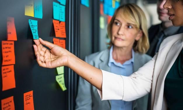 Grâce au design thinking, relevez efficacement les nouveaux projets-challenges de votre entreprise