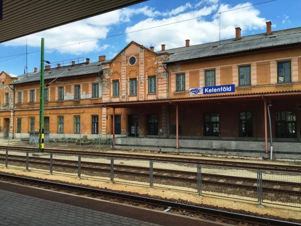 boedapest treinstation