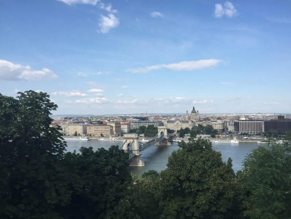 uitzicht Donau