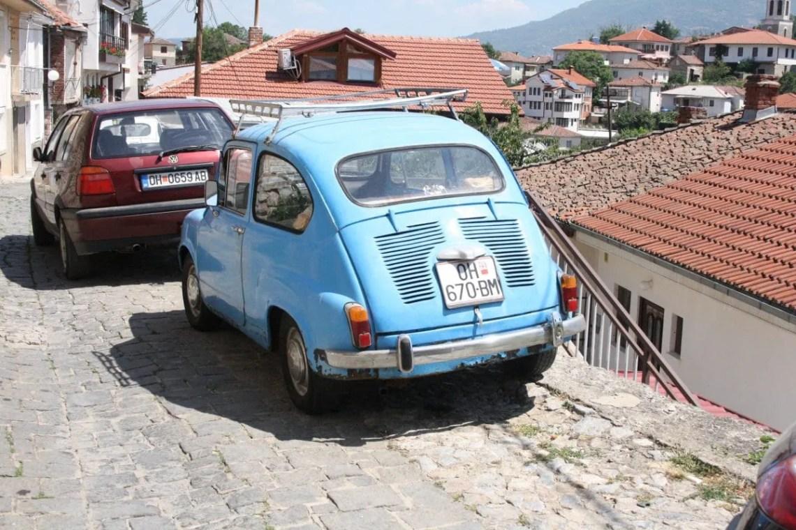 macedonië meer van ohrid