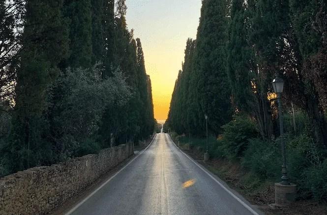 italiaanse wegen