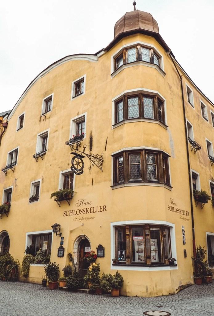 gebouwen rattenberg