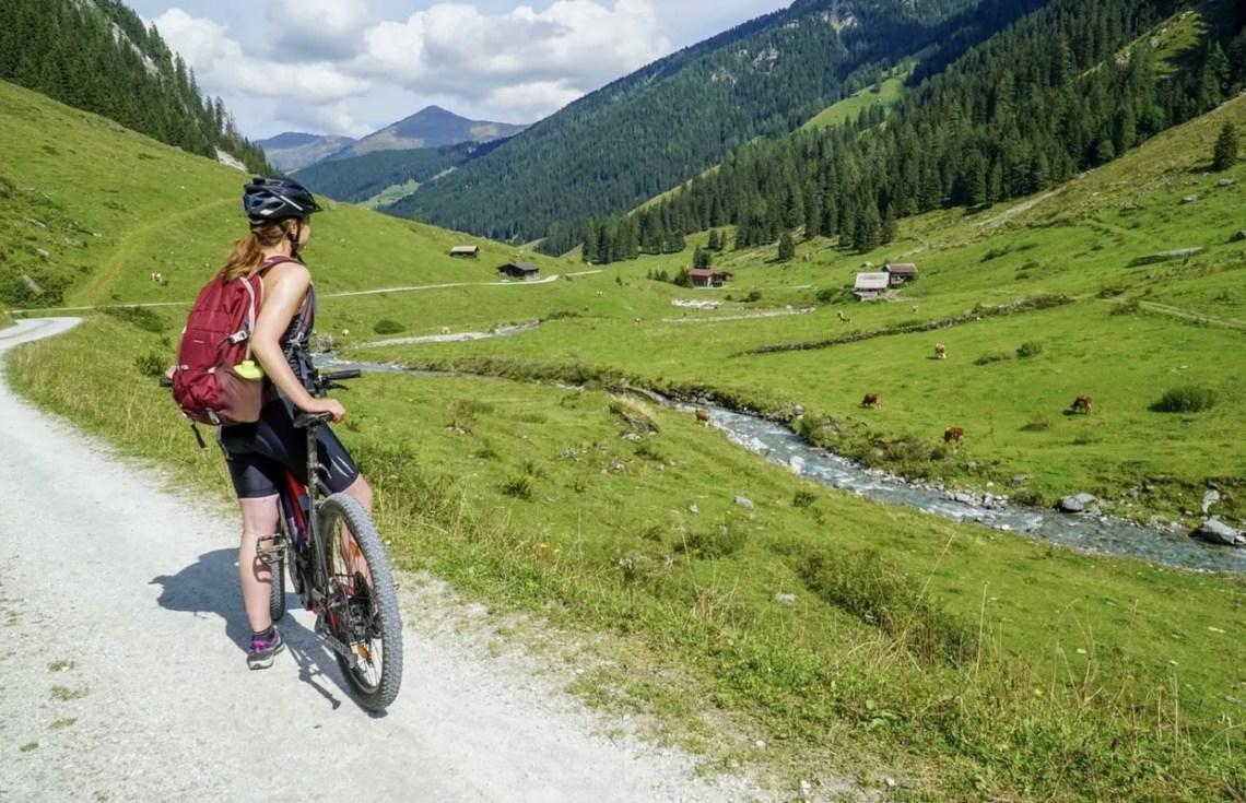 mountainbiken Gerlos