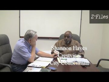 0826 2017 Z FILES program 450   Councilman Shannon Hayes
