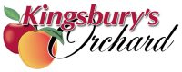 kingsbury orchard logo