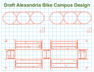 Draft Alexandria Bike Campus Design