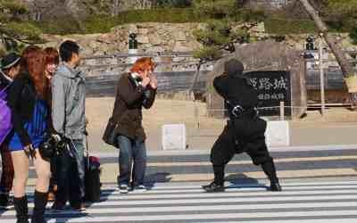 Ninja in Japan