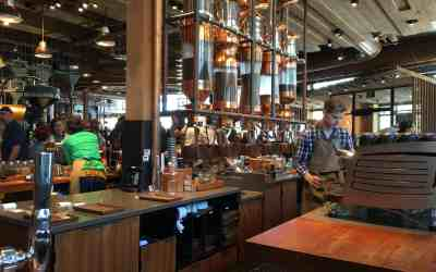 Starbucks Reserve Tasting Room