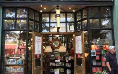 Boulder Book Store front