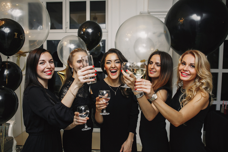 9 Ways To Celebrate Galentines Day