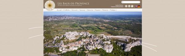 Site internet des baux de provence