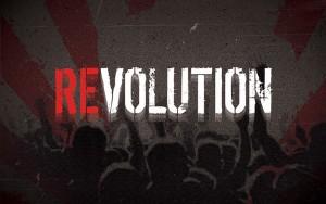 """RealRevolution"" von LatheeshMahe. Lizenz: CC BY-SA 4.0"