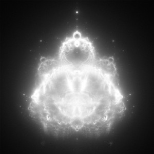 Buddhabrot by Jared Tarbell