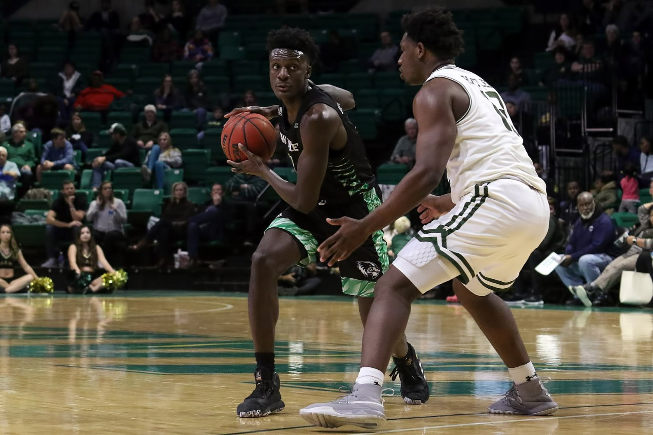 The WAC Spotlight game features New Mexico State at Utah Valley.