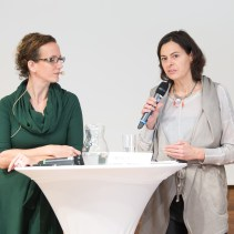Silvia Angelo, 22.02.2016 Eröffnung und Keynotes