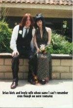 Brian & Wife