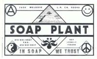 1990's - Melrose Business Card.